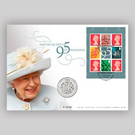 HM The Queen's 95th Birthday