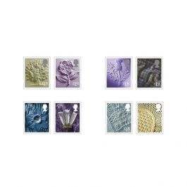 Definitives 2019 Country Definitives Stamp Set Royal Mail