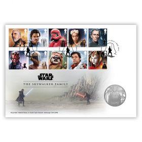 STAR WARS™ Skywalker Family Medal Cover
