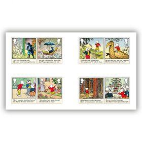 Rupert Bear Stamp Set