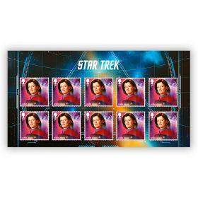 Star Trek: Voyager Stamp Set