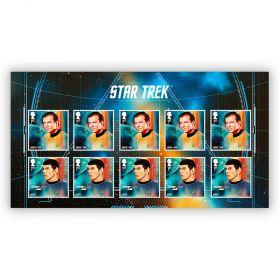 Star Trek Original Series Stamp Set