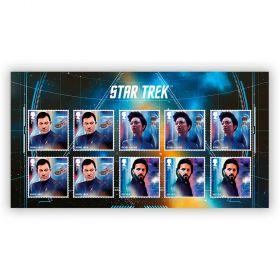 Star Trek: Discovery Stamp Set