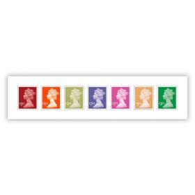 2020 Definitives - Machin Definitives Stamp Set