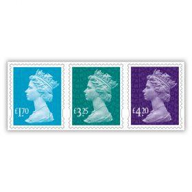 2021 Machin Definitives Stamp Set