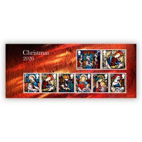 Christmas 2020 Miniature Sheet