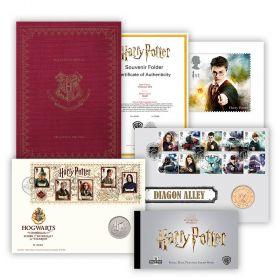 The Harry Potter Boy Wizard Bundle - Save £12.00!