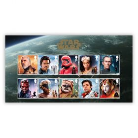 STAR WARS™ 2019 Character Stamp Set Pack