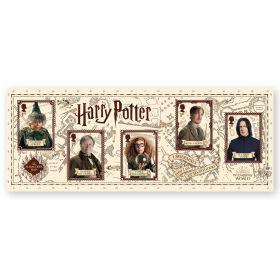 MZ134 Harry Potter Miniature Sheet