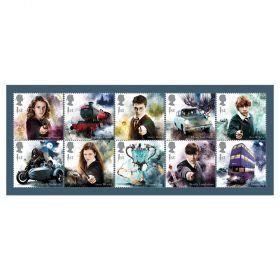 Harry Potter™ Set of Ten Special Stamps