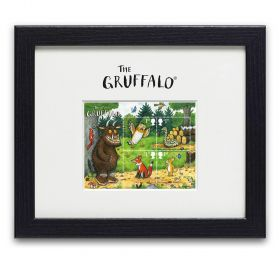 The Gruffalo Framed Miniature Sheet