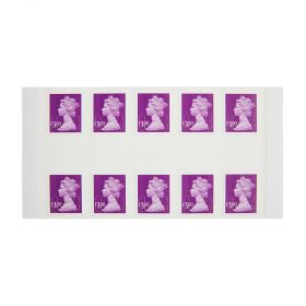 Royal Mail 10 X 3.00 Self Adhesive Stamp Sheet