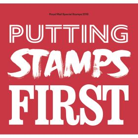 2018 Stamps Yearbook