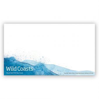 Wild Coasts First Day Envelope