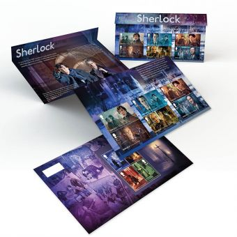 Sherlock Presentation Pack