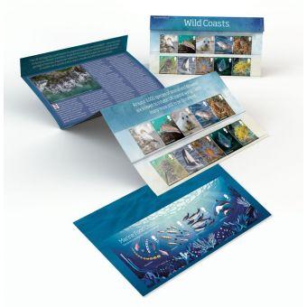 Wild Coasts Presentation pack