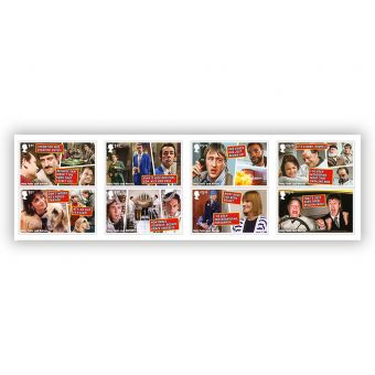 Only Fools and Horses Stamp Set