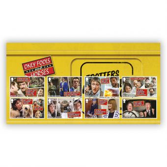Only Fools and Horses Stamp Pack