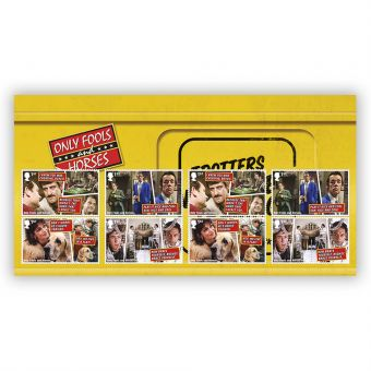 Only Fools and Horses 1st Class Stamps Pack