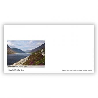2021 Country Definitive First Day Envelope - Northern Ireland