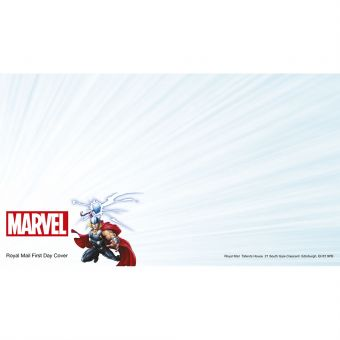 MARVEL First Day Envelope Thor
