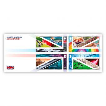 United Kingdom: A Celebration Miniature Sheet