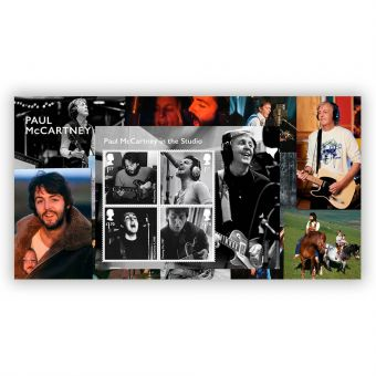 Paul McCartney Miniature Sheet Pack