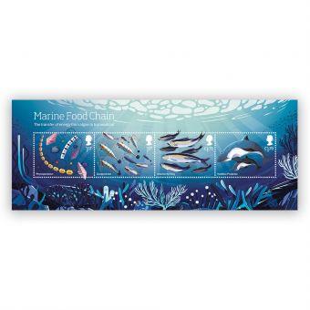 Wild Coasts Stamp Sheet