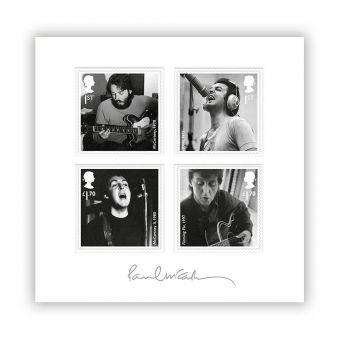 Paul McCartney In the Studio Mount