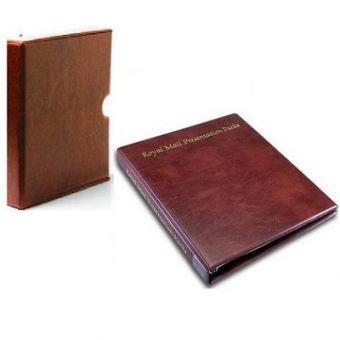 Presentation Pack Album and Slipcase
