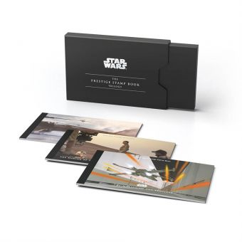 STAR WARS™ Prestige Stamp Book Trilogy