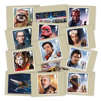 STAR WARS™ 2019 Postcards (17 in set)