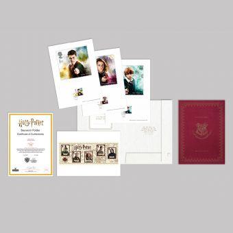 AW102 Harry Potter™ Souvenir Art Folder