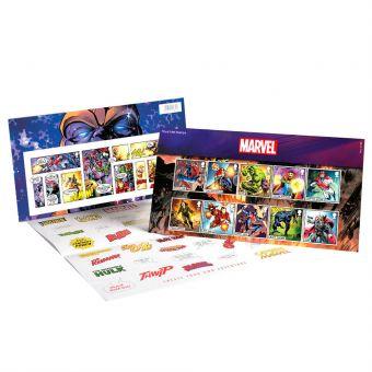 MARVEL Presentation Pack