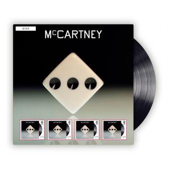 Paul McCartney Fan Sheet - McCartney III