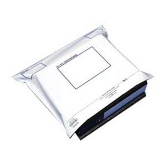 Peel & Seal White DX Polythene Envelopes Pack of 100