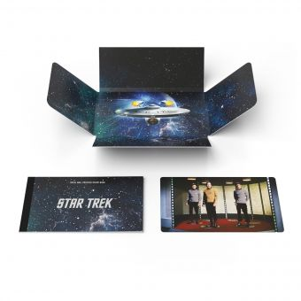 Star Trek Limited Edition, Prestige Stamp Book