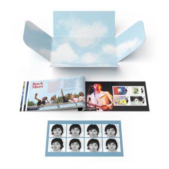 Paul McCartney Limited Edition Prestige Stamp Book