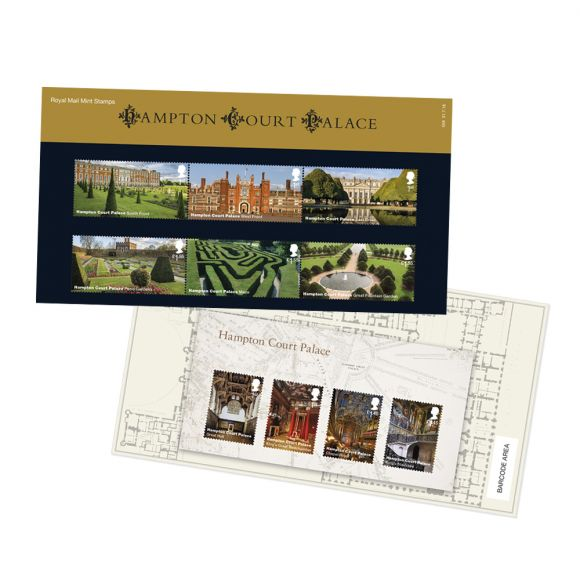 Hampton Court Presentation Pack