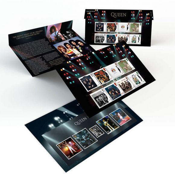 Queen Presentation Pack