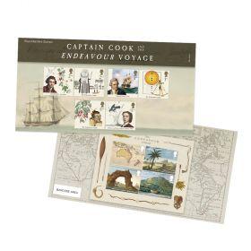 Captain Cook Presentation Pack