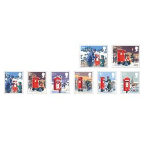 Royal Mail Christmas 2017 Presentation Pack