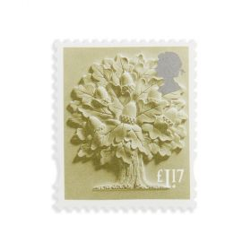 Royal Mail New Defintives 2017 Country Definitives Presentation Pack