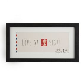 N3060 Royal Mail Framed Love At 1st Sight 1