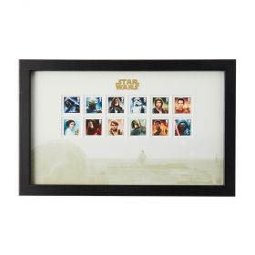 STAR WARS™ 2015 Framed Stamps