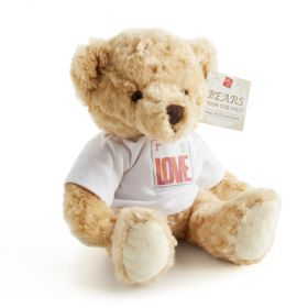 Ng005 Royal Mail Love Bear