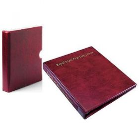 First Day Cover Album and Slipcase - Special Offer