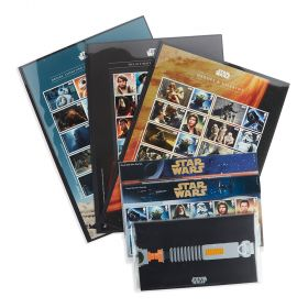Royal Mail STAR WARS C-3PO Bundle Best of 2015 and 2017