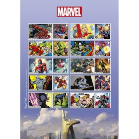 MARVEL Collector Sheet