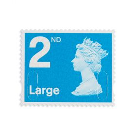 Royal Mail Royal Mail 4 X 2nd Class Large Stamp Book